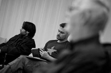 Michael, Christian och Bengt.