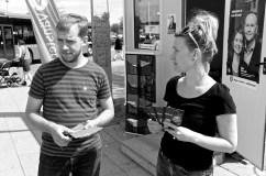 Stefan och Johanna.