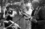 Jazzmusiker för Fred.