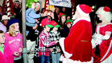 Poway's Christmas in the Park