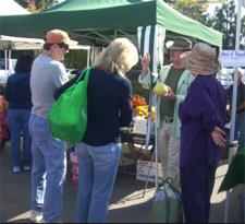 Vista Farmers Market Wellness Event