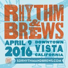 Rhythm & Brews 2016