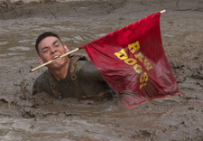 Marine Corps Mud run