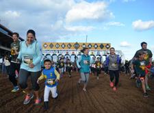 Del Mar Thanksgiving Family Mile Fun  Run