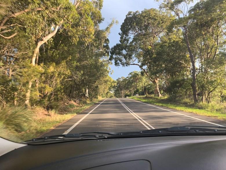 Road Trip up to Brisbane