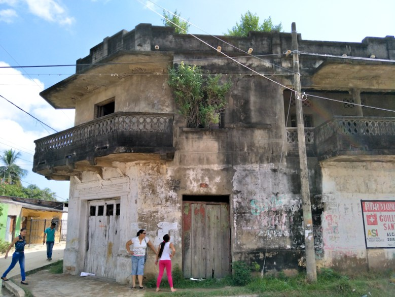 Casa del Diablo, Devil's House in Mompox