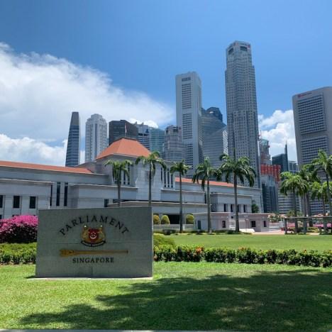Masjid Jamae (Postcard Singapore #15)