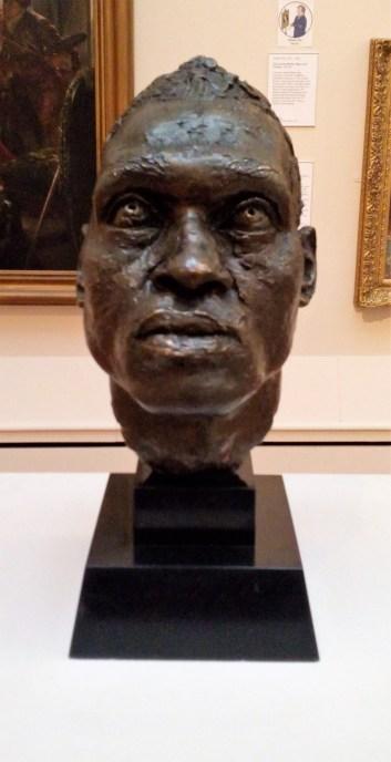 Jacob Epstein Portrait of Paul Robeson