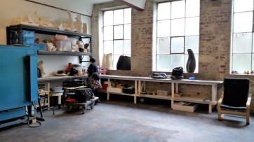 James's studio
