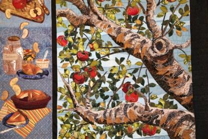 Visions of Apple Pie, by Laura Fogg, Ukiah, California USA