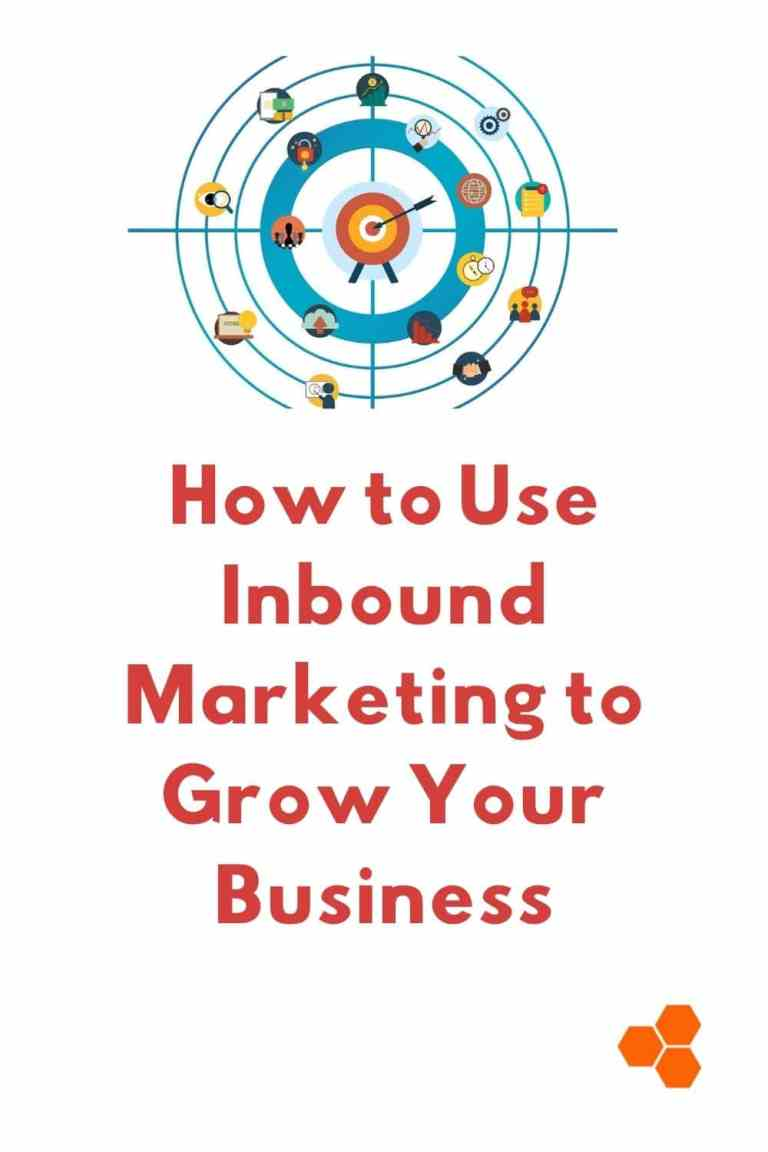 How to Use Inbound Marketing to Grow Your Business [Infographic]