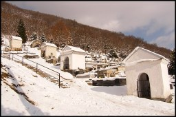 osem murovaných kaplniek - Snina