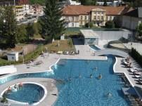 Trenčianske Teplice - kúpeľné mesto