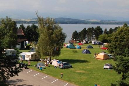 Camping Liptovská Mara