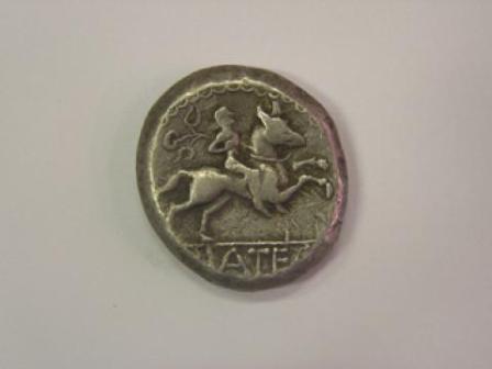 expozícia - Keltská mincovňa