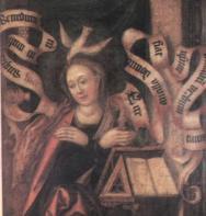 expozícia - Gotická maľba