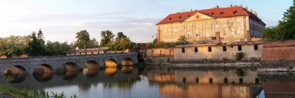 Holíčsky hrad-vodný hrad
