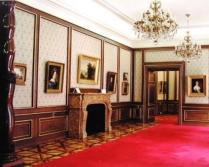 interiér Pálffyho paláca