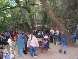 Jaskyňa Driny vchod