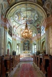 Kaplnka kaštieľa Svätý Antol