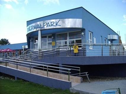Kúpalisko Dunajská Streda -Thermalpark