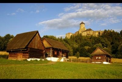 skanzen - Stará Ľubovňa