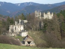 Sklabinský hrad