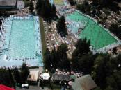 Termálne kúpalisko Kováčová - bazény