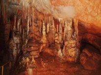 úkazy v jaskyni Domica