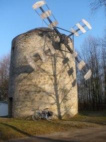 veterný mlyn pri Holíči