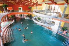 vnútorný bazén -Kúpalisko Bešeňová