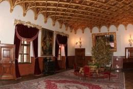 Interiér Bojnického zámku