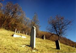 židovský cintorín - Snina