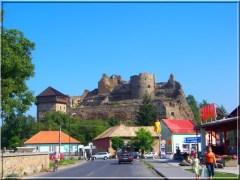 Hrad v meste Fiľakovo
