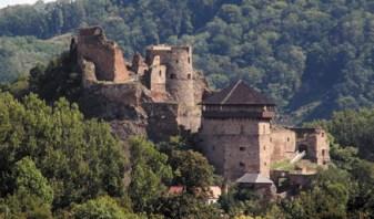 okolie Fiľakovského hradu