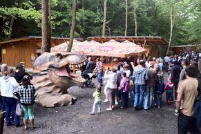 Dinopark - zoo Košice