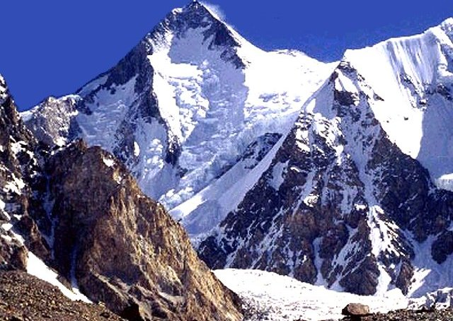 Gasharbrum 1: Search for missing mountaineers stopped, President of Alpine Club offers condolences
