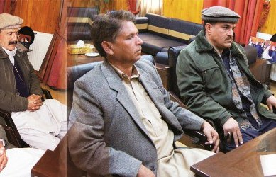GB legislators need to play effective role for peace building: Mehdi Shah