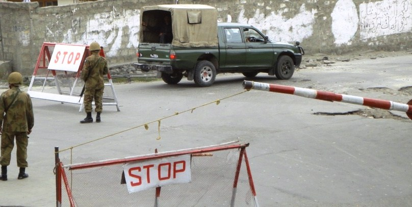 Several arrested from different parts of Gilgit