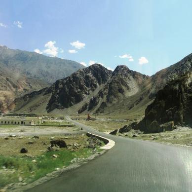 [Pictorial] Update on the Karakuram Highway repair