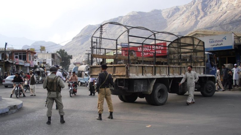 Pervez Ashraf reaching Gilgit today, will inaugurate KKH realignment work