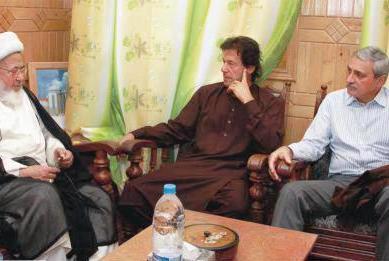 Imran Khan asks Chief Justice to take suo-moto notice of Shia Killings