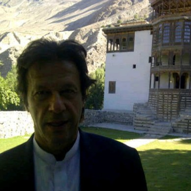 GB setup is temporary, CM has no powers: Imran Khan