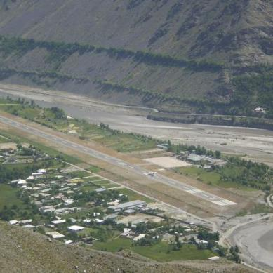 CAA urged to compensate landowners near Chitral Airport