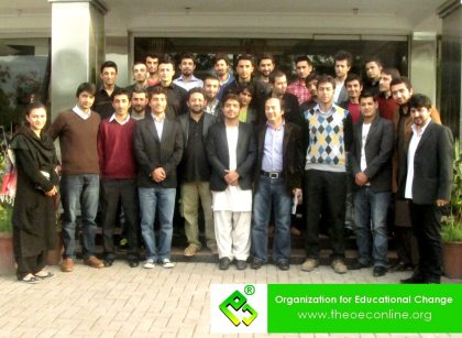 Group photo of the newly elected and outgoing office bearers with paricipants of the meeting