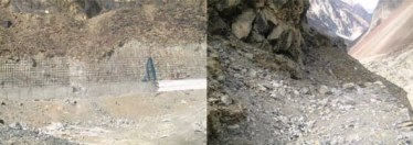 The Misgar road and hydro power project need attention of the authorities