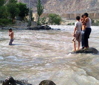 Two students of Cadet College Skardu drowned in Kachura Lake
