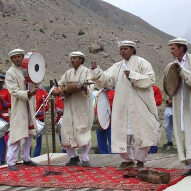 Baba Ghundi festival concluded