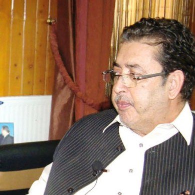 Those considering Gilgit-Baltistan part of Kashmir need to come out of the past: Mehdi Shah