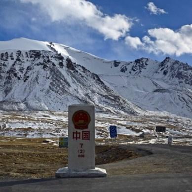 Sino-Pak border closed for the winter season